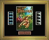 Tarzan Disney - doble con foto (GD)