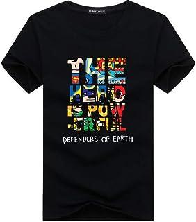 [ SmaidsxSmile(スマイズ スマイル) ] Tシャツ 半袖 トップス 英字 プリント シンプル カラフル 綿 カジュアル メンズ