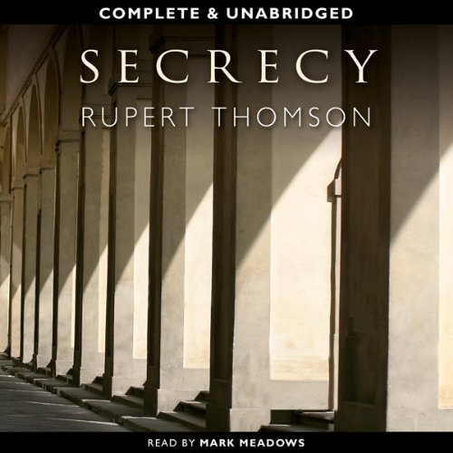 Secrecy audiobook cover art