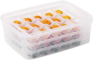 aedouqhr CuisineBocaux de Rangement, boîte de rangementStockage Multicouche Anciens sans Danger pour Les alimentsBoîte en ...