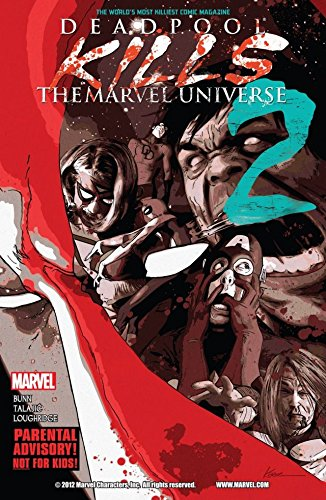 Deadpool Kills the Marvel Universe #2 (of 4) (English Edition)