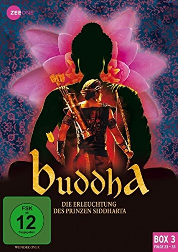 Buddha - Die Erleuchtung des Prinzen Siddharta, Box 3, Folge 23-33 [3 DVDs]