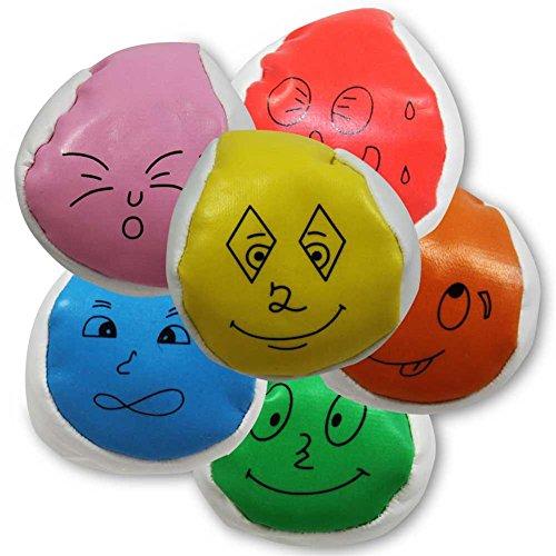 8 x HC-Handel 911337 Catchball Jonglierball