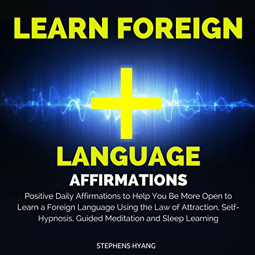 Learn Foreign Language Affirmations Titelbild