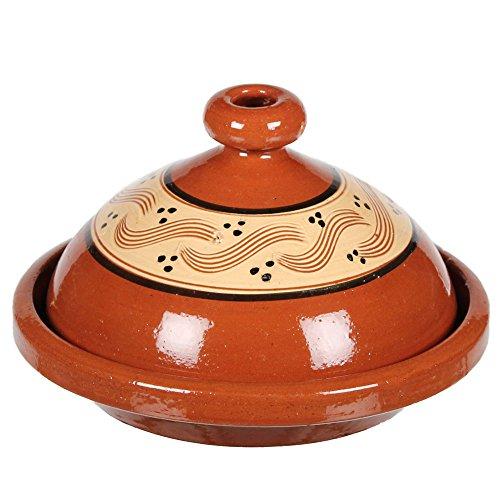 albena Marokko Galerie 20-109 Ruta marokkanische Tajine glasiert (ø 28cm)