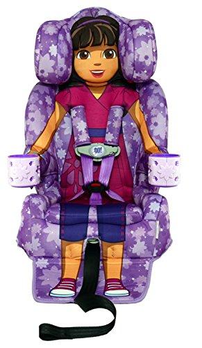 Dora and friends booster car seat