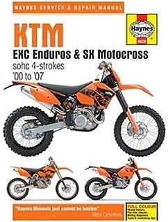 ktm exc 250 manual