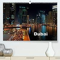 Dubai (Premium, hochwertiger DIN A2 Wandkalender 2022, Kunstdruck in Hochglanz): Stadtspaziergang in Dubai (Monatskalender, 14 Seiten )