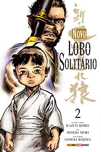 Novo Lobo Solitário - Volume 2