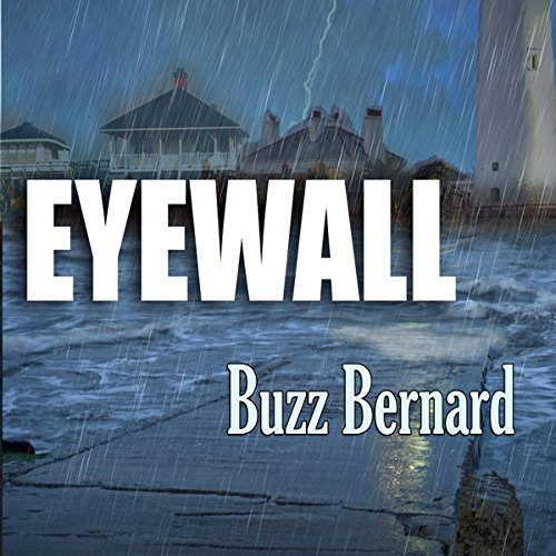 Eyewall audiobook cover art