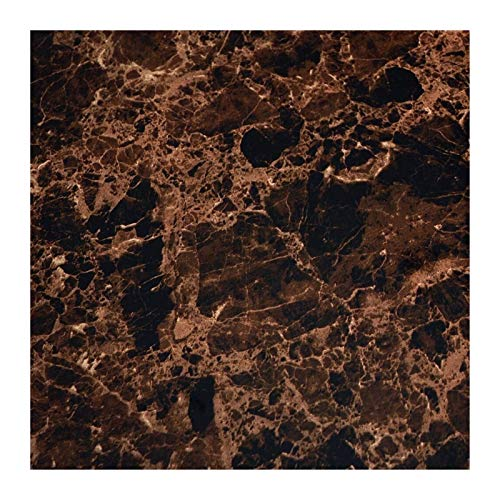 WHYBH HYCSP Moderne Wohnzimmer-Möbel Desktop-Wasserdichtes Marmor Tapeten Vinylselbstklebenden Kontakt Papier Solid Color Home Decor (Color : Marble C, Size : 60cm X 3m)