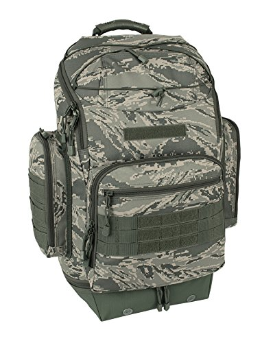 Mercury Tactical Gear Code Alpha Bravo Zulu Pac Operator's Backpack, Air Force Digital Camouflage, One Size