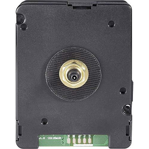 Basetech BT-1710844 Funk Uhrwerk schleichend Drehrichtung=rechts Zeigerwellen-Länge=12 mm