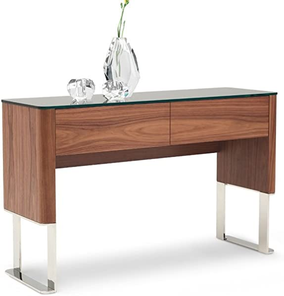 J And M Furniture 18089 Julian Modern Console Table