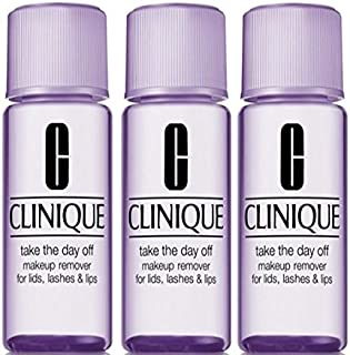 3x Clinique Take The Day Off Makeup Remover 1.7oz / 50ml, Totals 150ml/5.1oz
