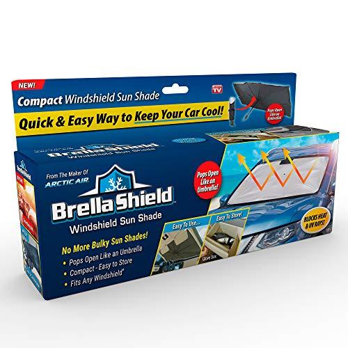 Ontel Brella Shield Car Windshield Sun Shade