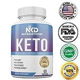 Nutra Keto Diet Pills - Ketogenic Keto Weight Loss Pills