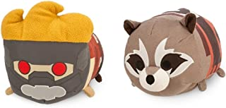 Disney Tsum Tsum Star-lord and Rocket Guardians of the Galaxy Medium 11
