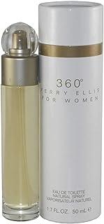 360 for Women By Perry Ellis Eau-de-toilette Spray, 1.7-Ounce