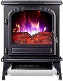 KAUTO Calefacción por Chimenea eléctrica Calefacción por Chimenea eléctrica Aparamenta de Seguridad Función de calefacción conmutable