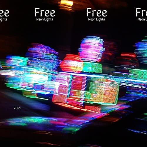 Neon Lights Music