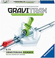Ravensburger GraviTrax uitbreidingjumper - ideaal accessoire voor spectaculaire kogelbanen, constructiespeelgoed voor...
