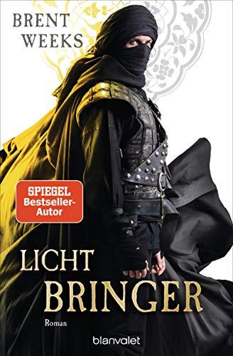 Buchseite und Rezensionen zu 'Lichtbringer: Roman' von Brent Weeks