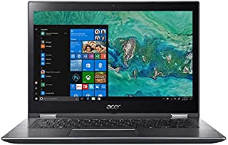 """Acer Spin 3 2-in-1 Laptop: Intel Core i3-8130U, 128GB SSD, 4GB RAM, 14"""" Full HD Touch Display, Windows 10 S"""