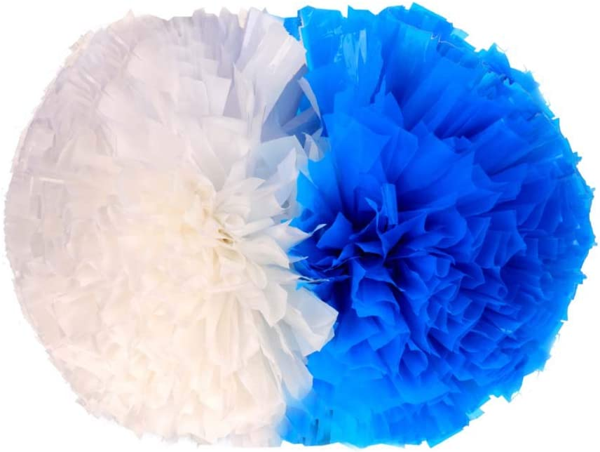 George Jimmy Special sale Latest item item Pack of 2 Plastic Pom Cheer Poms Baton with