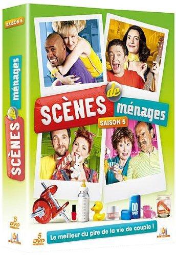 Scènes de ménages - Saison 5 - Coffret 5 DVD
