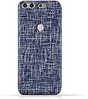 AMC Design Infinix Zero 5 X603 TPU Silicone Protective Case with Brushed Chambray Pattern
