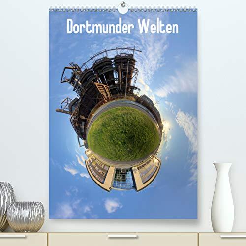 Dortmunder Welten(Premium, hochwertiger DIN A2 Wandkalender 2020, Kunstdruck in Hochglanz): 360° Polarpanoramen aus Dortmund (Monatskalender, 14 Seiten ) (CALVENDO Orte)