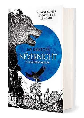 Nevernight T02 (Relie) - les Grands Jeux - Vol02