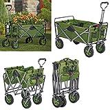SSCJ Garden Hand Pull Wagon Trolley...
