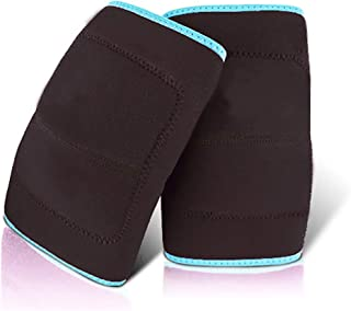 Protective Knee Pads for Children, Thick Sponge Anti-Slip, Adjustable Breathable Skin-Friendly Kids Kneepads for Protect The Knee