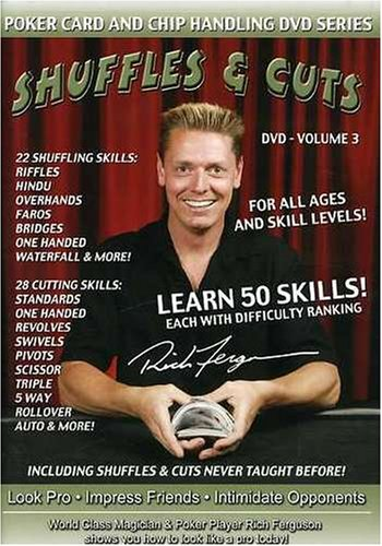 Official Poker: Shuffles & Cuts [DVD] [Import]
