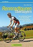 Rennradtouren Oberbayern: Die schönsten Touren für Rennradler von der Donau bis zum Alpenrand