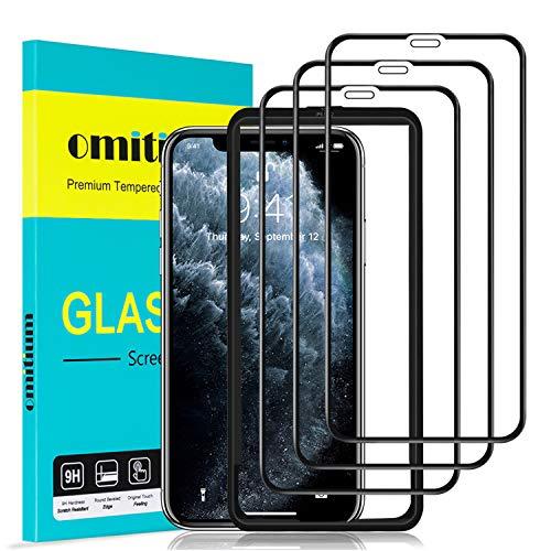 Protector Cristal Templado Iphone 11 Pro Max protector cristal templado iphone 11  Marca omitium