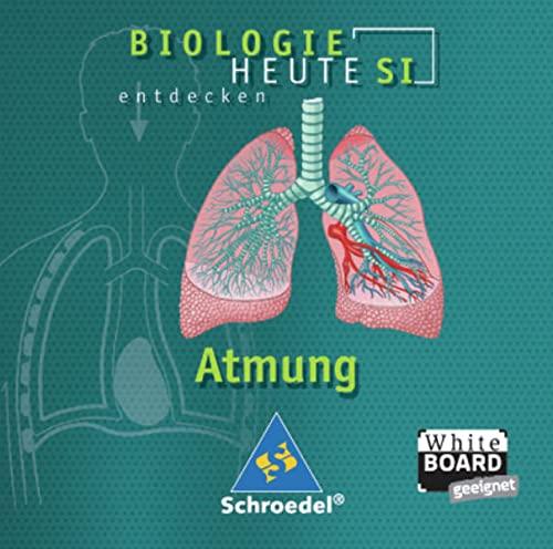 Biologie heute SI: Atmung: Einzelplatzlizenz: Lernsoftware / Einzelplatzlizenz (Biologie heute SI: Lernsoftware)
