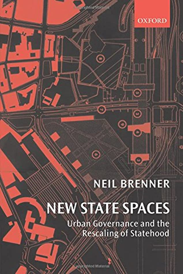 神経障害サバント違反するNew State Spaces: Urban Governance And The Rescaling Of Statehood