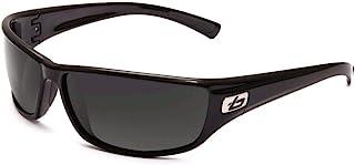 Bolle Python Sunglasses (Black Frame Polarized TNS Lens)