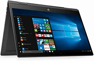 """HP 15.6"""" FHD Touchscreen 2 in 1 Laptop Computer, AMD Quad-Core Ryzen 7 2700U up to 3.8GHz, 16GB DDR4, 256GB SSD, 2x2 802.1..."""