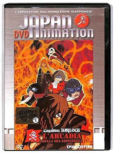 EBOND Capitan Harlock: L'arcadia Della Mia Giovinezza DVD Editoriale