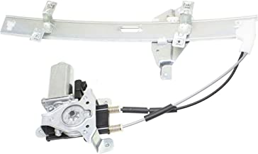 SUNROAD Power Window Lift Regulator & Motor Front Left Driver Side fit for Buick 1997 1998 1999 2000 2001 2002 2003 2004 2005 Century & 1997-2004 Regal 1998-2002 Oldsmobile Intrigue