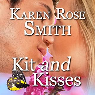 Kit and Kisses audiobook cover art