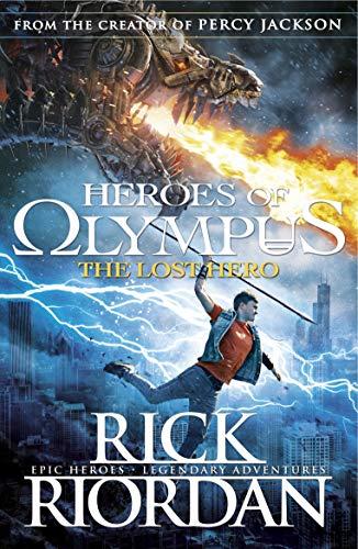 Heroes of Olympus: The Lost Hero (Heroes Of Olympus Series Book 1) (English Edition)