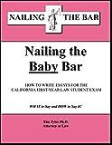 Nailing the Baby Bar