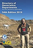 Directory of Geoscience Departments 2019: 54th Edition