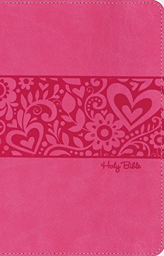 NIV, Gift Bible for Kids, Leathersoft, Pink