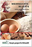 Weihnachtsrezepte – Rezepte geeignet für KitchenAid: köstliche weihnachtliche Backideen und Plätzchen